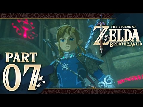 The Legend of Zelda: Breath of the Wild - Part 7 - Entering