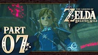 The Legend of Zelda: Breath of the Wild - Part 7 - Entering Vah Ruta