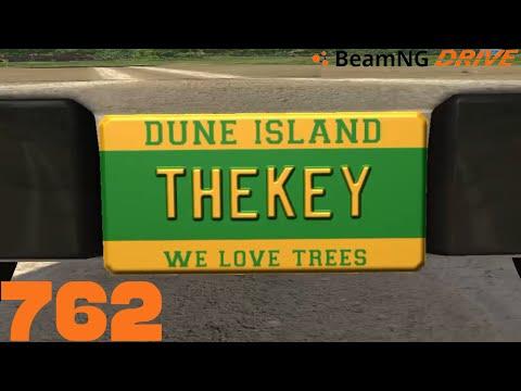 BEAMNG DRIVE #762 I Dune Island I Let's Play BeamNG Drive mit GCG [Alpha] [HD]