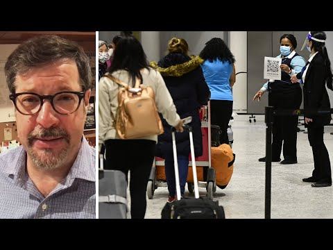 Expert reacts to Canada easing travel rules amid fourth wave of COVID-19