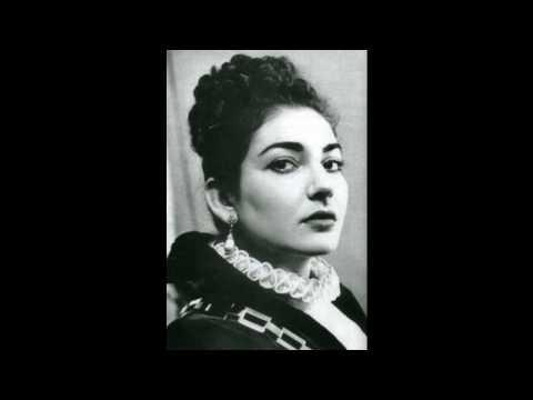 Maria Callas: Tu che la vanità (1958)