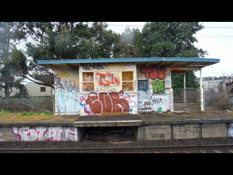 Abandoned: General Motors railway station