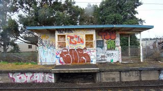 Abandoned: General Motors railway station