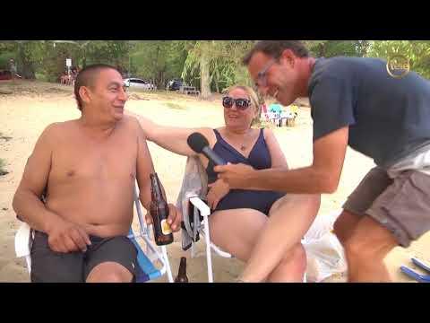 Playa Las Cañas en Fray Bentos