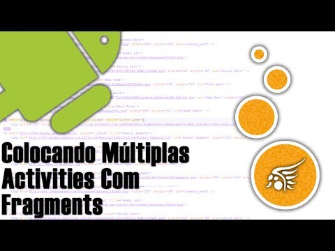Fragments no Android, Trabalhando com Múltiplas Activities