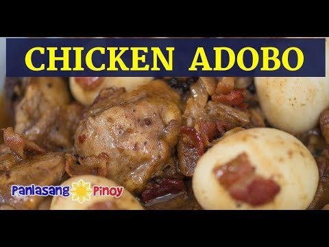 [Panlasang Pinoy] How to Cook Chicken Adobo with Bacon