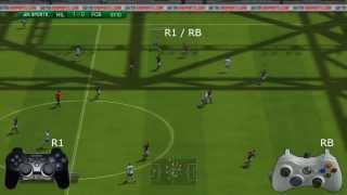 Tutorial FIFA 14  - Aprendiendo a  Defender Pelotazos y Como Presionar