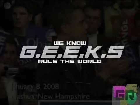 GEEKS commercial *God Engineers Every Kings Success*