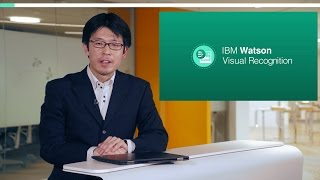 【Watson Visual Recognition】 デモ