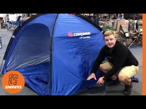 Caribee Guardian UV Beach Shelter  sc 1 st  YouTube & Caribee Guardian UV Beach Shelter - YouTube