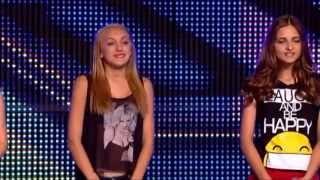 Кристиана, Кристина, Михаела и Славена - The X Factor Bulgaria (02.10.2014)