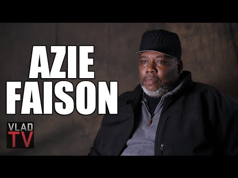 Azie Faison on Alpo Killing Rich Porter Over $300K, Not Telling on Rich & Alpo