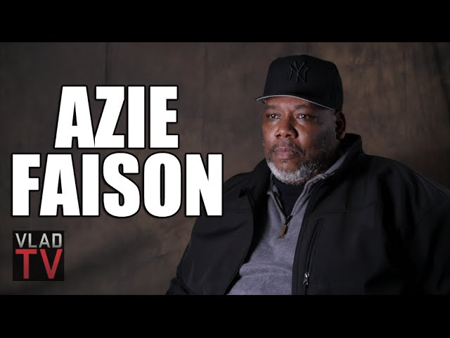 Azie Faison On Alpo Killing Rich Porter Over 300k Not Telling On