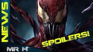CARNAGE In Venom Movie REVEALED
