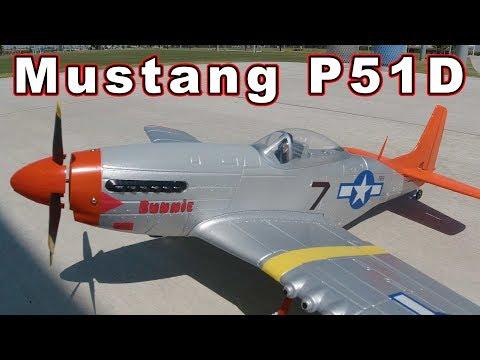 great-beginner-warbird-//-volantex-mustang-p51d-rtf-plane-✈️