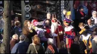 Sinterklaas: hoor wie klopt daar tegen heaven's door