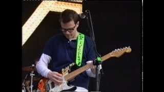 Reading 2002: Weezer - Say It Ain