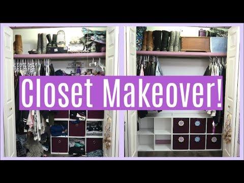 Extreme Closet Declutter: 10 Closet Organization Hacks 2019! Marie Kondo/Konmari Method?!
