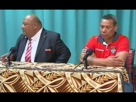 Polokalama Makehe vakai kihe tu'unga 'oku 'iai 'etau timi Mate Ma'a Tonga.