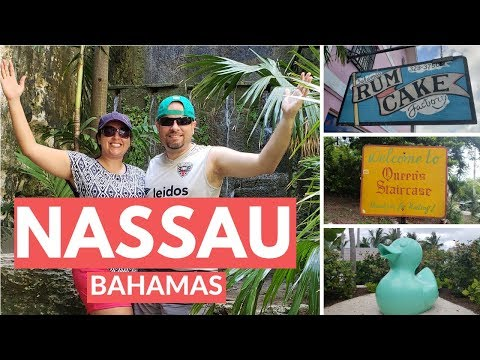 What to Do In Nassau Bahamas While on a Cruise | City Tour