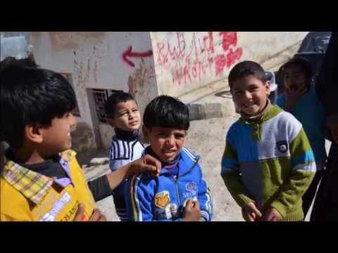 Palestine Refugees in Jordan - Inside Gaza Camp