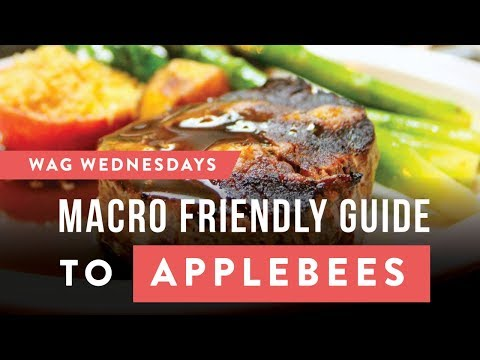 Your Macro-Friendly Guide to Applebee's