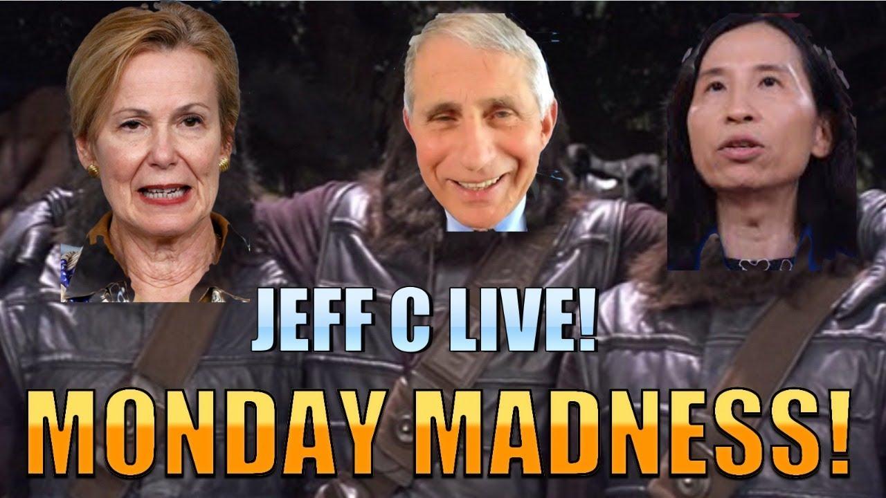 MONDAY MADNESS: JEFF C LIVE!