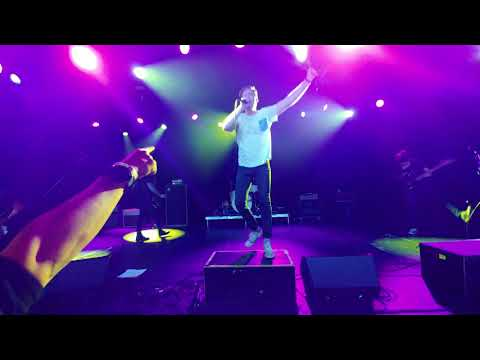 As Cities Burn- One:Twentyseven(live in Nashville 2018)