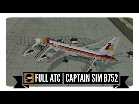 P3D V3 ᴴᴰ⚫IVAO⚫CAPTAIN SIM B752 IBERIA⚫IBIZA (LEIB) - GIBRALTAR (LXGB)⚫FULL ATC c/ Manu Zizou