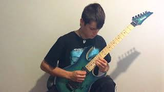 Dream Theater - Innocence Faded Solo (Javier Valdivieso)