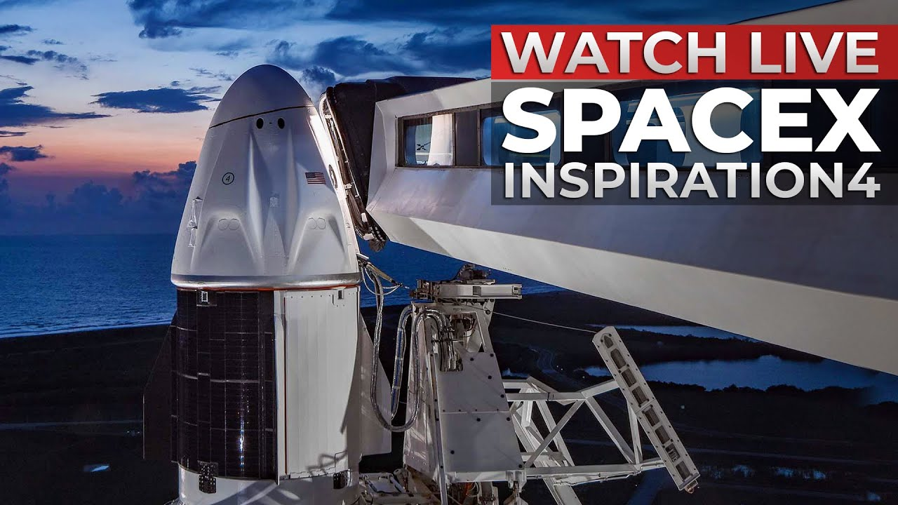Download SpaceX Inspiration4 | First All-Civilian Mission To Space