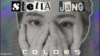 ⌦ Stella Jang◞ Colors ♡ Sub español