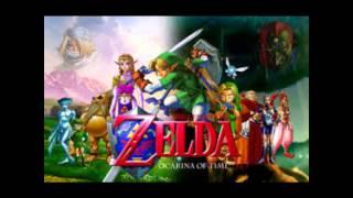 Zelda OoT OST - 17 Spiritual Stone Get