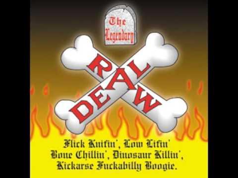 The Legendary Raw Deal - White Lightning