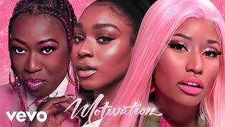 Normani - Motivation (feat. Missy Elliott & Nicki Minaj) [MASHUP]