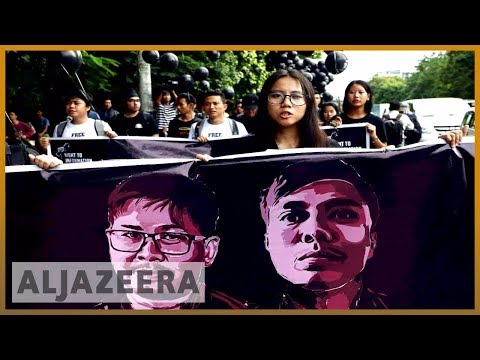 🇲🇲 World reacts to sentencing of Reuters journalists in Myanmar | Al Jazeera English