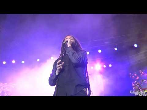 Alborosie performs Poser live at Reggae On The River 2015