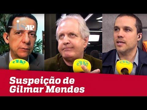 MPF Do Rio Pede Suspenção De Gilmar Mendes |  Felipe Moura, Augusto Nunes E José Trindade Debatem
