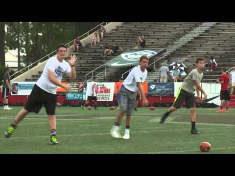 Valley QBs Get Pro Tips At Manning Academy
