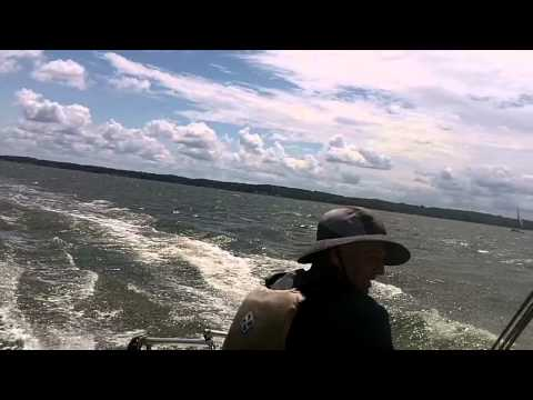 Sailing on the Rappahannock (K. Miller video)