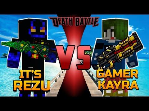 Pixel Gun 3D - It's REZU [VS] GAMER KAYRA YT (Duel)