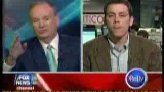 Politico Editor Tempers O'reilly's One-sided Heat