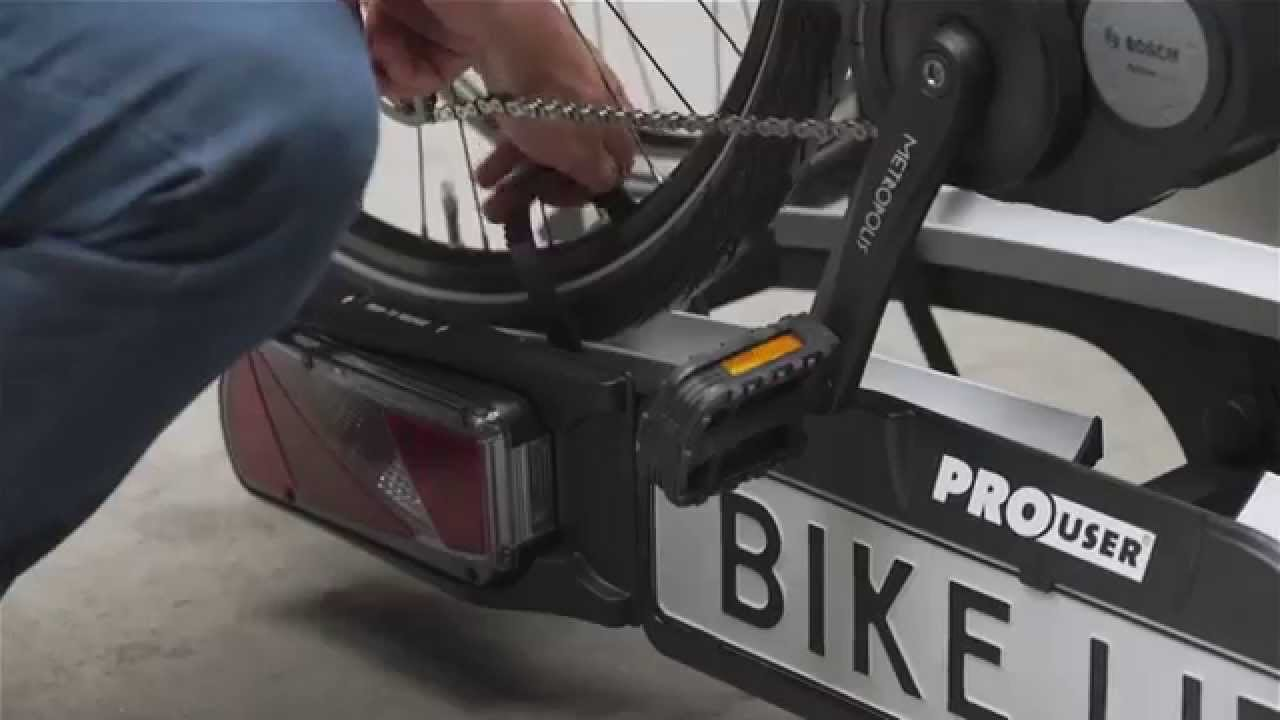 Pro User Pro User Diamant Bike Lift Fietsendrager Met Lift