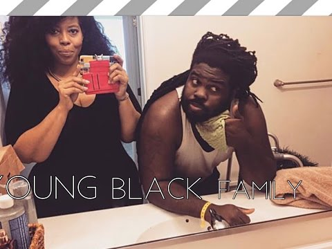 Young Black Family Vloggers / Doctors Apt / Holiday Shopping / Laavasmom
