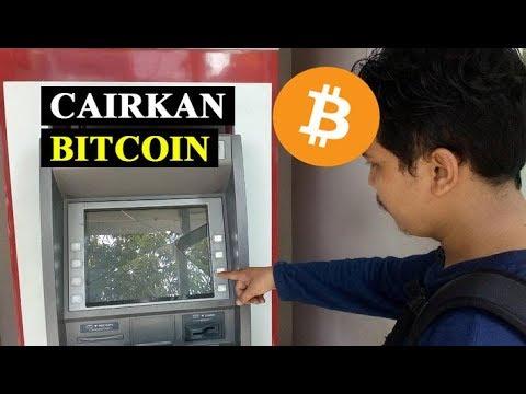 Cara Mencairkan Bitcoin Ke ATM Rekening Bank Indonesia |  Cara Menambang Bitcoin Gratis
