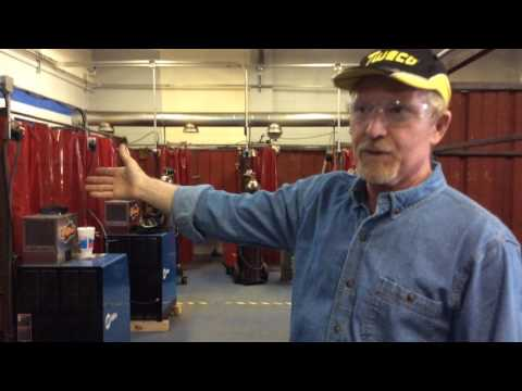 Emerald Coast Technical College - Welding Technology