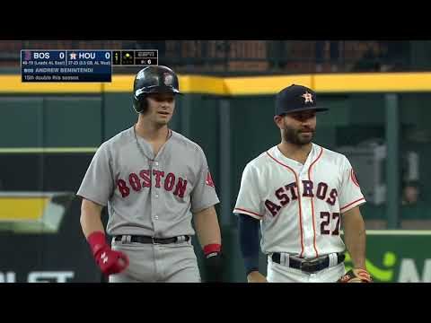 BOS AT HOU - June 03, 2018