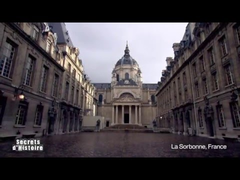 Secrets d'Histoire - La Sorbonne