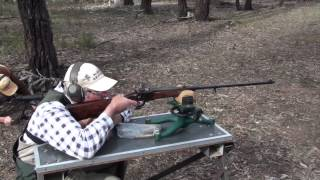 Alexander Henry 450 big game rifle
