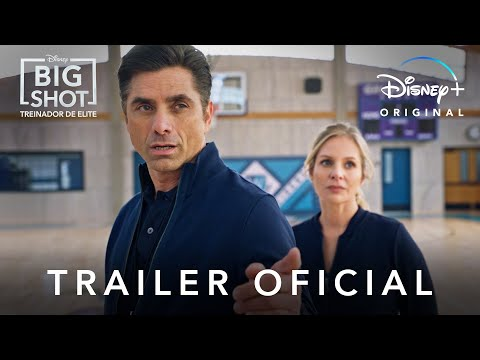 Big Shot: Treinador de Elite   Trailer Oficial   Disney+